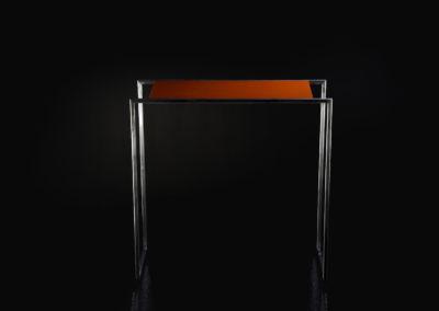 Fe.10 consolle arancio